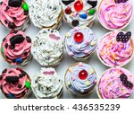 cupcake | Shutterstock . vector #436535239