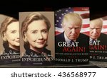 June 2016   Berlin  Hillary...