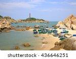 Ke Ga Lighthouse In Phan Thiet...