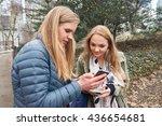 new york   circa march  2016 ... | Shutterstock . vector #436654681