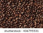 coffee beans.  coffee beans | Shutterstock . vector #436795531