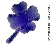 leaf clover sign