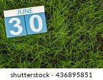 June 30th. Image Of June 30...