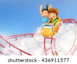 Roller Coaster In The Clouds ...