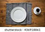 dish | Shutterstock . vector #436918861