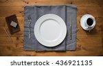 dish | Shutterstock . vector #436921135