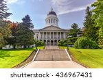 The Maine State House In...
