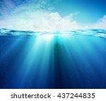 Underwater Or Under The Sea...