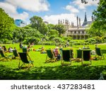 brighton  great britain   june... | Shutterstock . vector #437283481