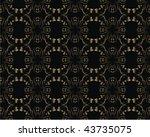 seamless background46   Shutterstock .eps vector #43735075