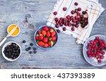 Summer Fruits. Cherry ...