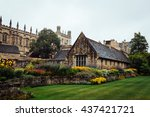 Outdoor View Of Christ Church...