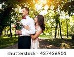 wedding | Shutterstock . vector #437436901