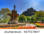 Ross Fountain Landmark In...