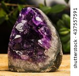 Small photo of amethyst crystal/amethyst crystal