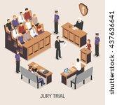 jury trial isometric...