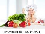 kid. | Shutterstock . vector #437695975