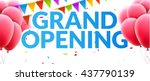 Grand Opening Event Invitation...