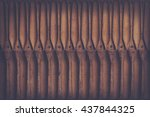 texture background  antique...   Shutterstock . vector #437844325