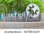 minneapolis  mn usa   may 28 ... | Shutterstock . vector #437851429