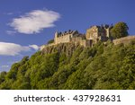 stirling  scotland   august 27  ... | Shutterstock . vector #437928631