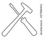 tools sign illustration | Shutterstock .eps vector #437980441