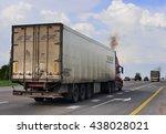 rostov   don. russia. m4 don.... | Shutterstock . vector #438028021