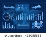 human user display   Shutterstock . vector #438055555