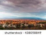 View Of San Jose  At Sunset ...