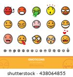 set of emoticons for your...