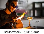 Glassblowing Professional...