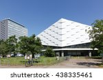 kiel  germany   june 4  2016 ... | Shutterstock . vector #438335461