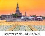 Chao Phraya River Cruise Boat...