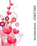 vector design element | Shutterstock .eps vector #43837360