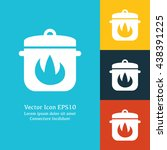 vector illustration of cooking...