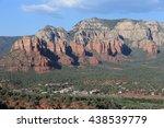 airport vortex view point in... | Shutterstock . vector #438539779