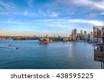 sydney  australia   april 20 ... | Shutterstock . vector #438595225