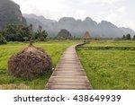 landscape   Shutterstock . vector #438649939