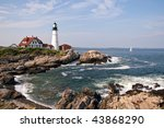Portland Head Lighthouse In...