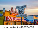 Santa Monica  Ca  Usa  January...