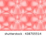 abstract repeating colored... | Shutterstock . vector #438705514