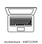 technology and device concept....   Shutterstock .eps vector #438721909