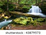 White Horse Falls Oregon