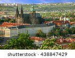 Prague Castle And Saint Vitus...