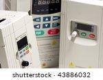 industrial frequency inverters  ...   Shutterstock . vector #43886032
