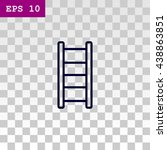 stairs icon. stairs icon vector....