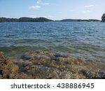 beaver lake   Shutterstock . vector #438886945