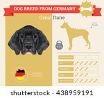 vector info graphic of great... | Shutterstock .eps vector #438959191