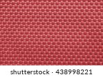 Red Fabric Texture. Coarse...