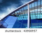 business buildings architecture ... | Shutterstock . vector #43900957